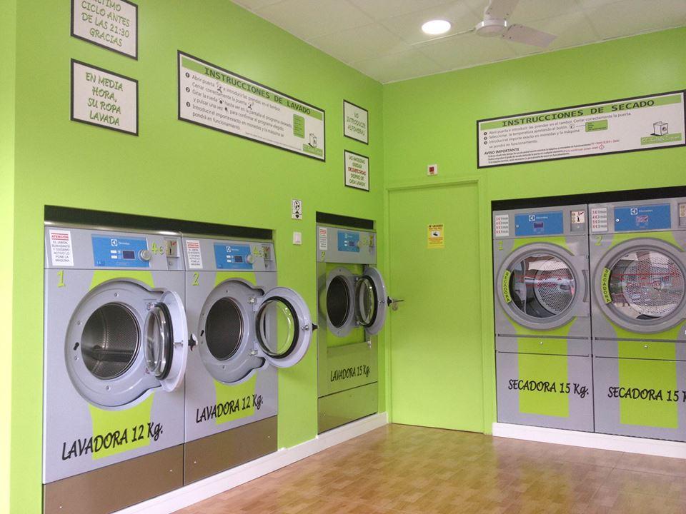 interior de lavanderia 2